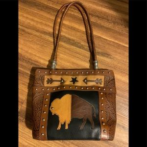 Genuine Leather handbag made in India